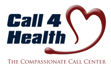 Call 4 Health logo